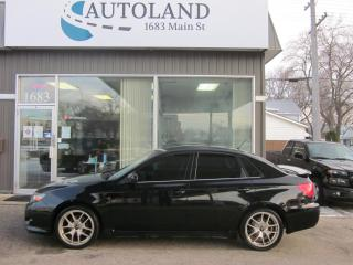 Used 2010 Subaru Impreza 2.5i w/Sport Pkg for sale in Winnipeg, MB