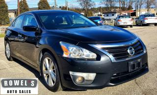Used 2015 Nissan Altima 2.5 SV for sale in Guelph, ON