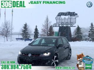 Used 2015 Volkswagen Golf GTI Autobahn for sale in Warman, SK