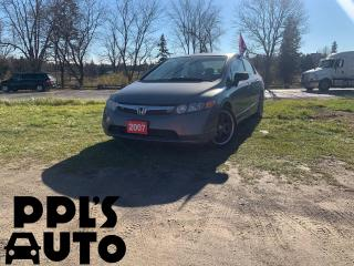 Used 2007 Honda Civic DX-G for sale in Guelph, ON