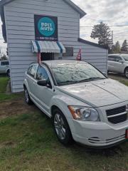 Used 2009 Dodge Caliber SXT for sale in Guelph, ON