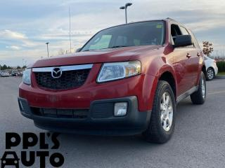 Used 2010 Mazda Tribute GX for sale in Guelph, ON