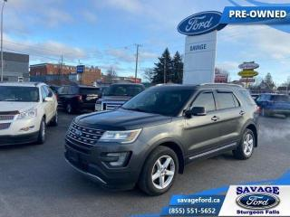 Used 2016 Ford Explorer XLT  - $148 B/W for sale in Sturgeon Falls, ON