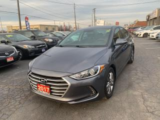 Used 2017 Hyundai Elantra GL for sale in Hamilton, ON