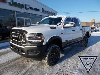 New 2021 RAM 2500 Power Wagon for sale in Arnprior, ON