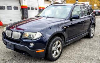 Used 2007 BMW X3 3.0Si for sale in St. Catharines, ON