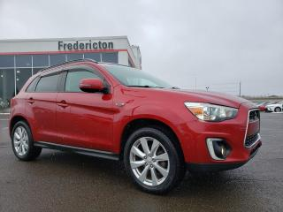 Used 2015 Mitsubishi RVR GT 4WD for sale in Fredericton, NB