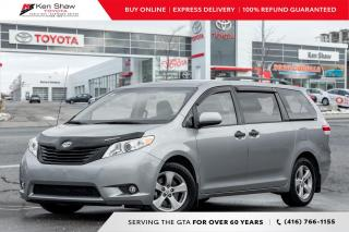 Used 2013 Toyota Sienna 7 PASSENGER for sale in Toronto, ON