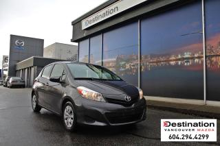Used 2013 Toyota Yaris LE - great daily driver at a great price! for sale in Vancouver, BC