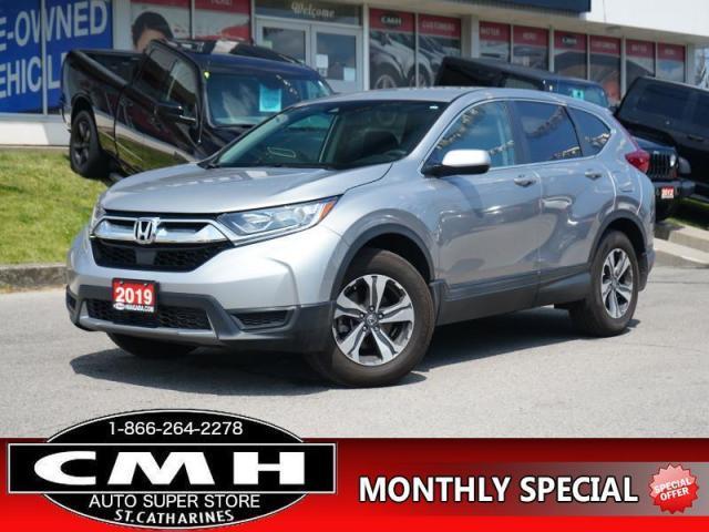 2019 Honda CR-V LX AWD  CAM LANE-DEP COL-WARN HTD-SEATS 17-AL