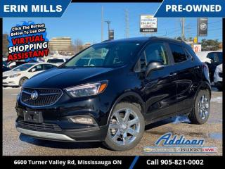 Used 2018 Buick Encore Essence  NAVI|SUNROOF|SAFETY PKG|LOW KM| for sale in Mississauga, ON