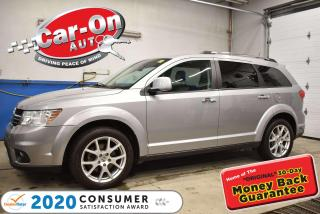 Used 2015 Dodge Journey R/T | V6 AWD | LEATHER | 7 PASSENGER for sale in Ottawa, ON