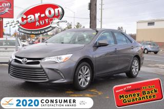 Used 2017 Toyota Camry XLE | LEATHER| NAVIGATION | SUNROOF for sale in Ottawa, ON