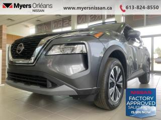 New 2021 Nissan Rogue SV  - Sunroof -  Heated Seats - $239 B/W for sale in Orleans, ON