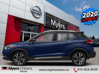 New 2020 Nissan Kicks SR  - Heated Seats -  Fog Lights - $161 B/W for sale in Orleans, ON