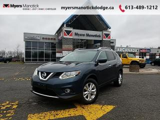 Used 2016 Nissan Rogue SV  - Bluetooth -  Heated Seats - $150 B/W for sale in Ottawa, ON