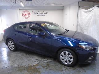 Used 2016 Mazda MAZDA3 GX for sale in Ancienne Lorette, QC