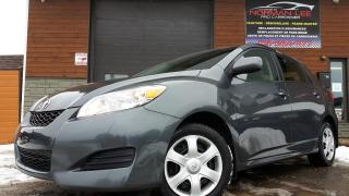 Used 2010 Toyota Matrix XR automatique tout équipé 8 pneus bas k for sale in St-Henri-de-Levis, QC