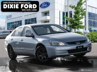 Used 2004 Honda Accord LX for sale in Mississauga, ON
