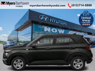 New 2021 Hyundai Venue Preferred IVT  - Aluminum Wheels - $152 B/W for sale in Nepean, ON