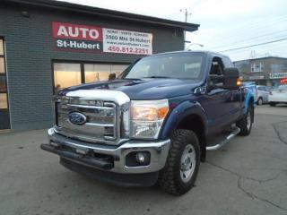Used 2011 Ford F-250 XLT**BOITE DE 7 PIEDS**V8 6.2L** for sale in St-Hubert, QC