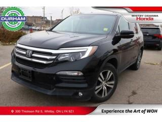 Used 2017 Honda Pilot w/Navigation for sale in Whitby, ON