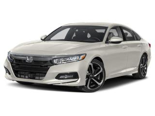 New 2020 Honda Accord Sport 1.5T for sale in Simcoe, ON