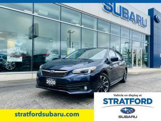 Used 2020 Subaru Impreza Sport for sale in Stratford, ON