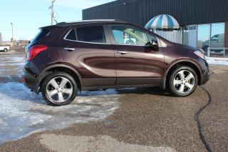 Used 2014 Buick Encore Leather AWD/LUXURY PKG for sale in Regina, SK