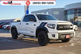 Used 2017 Toyota Tundra SR5 Plus 5.7L V8 for sale in Hamilton, ON