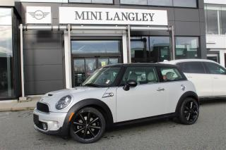 Used 2012 MINI Cooper S for sale in Langley, BC