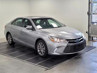 Used 2017 Toyota Camry HYBRID XLE CVT for sale in Port Moody, BC