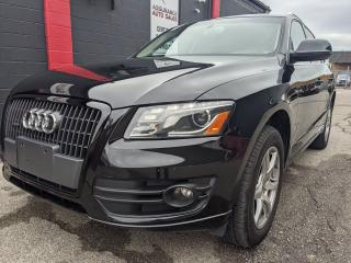Used 2012 Audi Q5 2.0L Premium, No accidents, One owner, Low km, AWD for sale in Burlington, ON