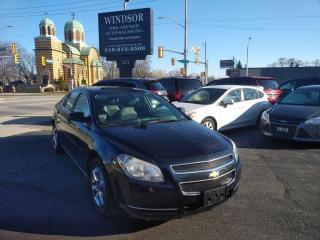 Used 2011 Chevrolet Malibu LT PLATINUM EDITION for sale in Windsor, ON