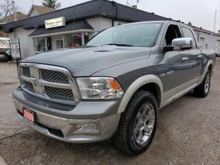 Used 2009 Dodge Ram 1500 Laramie for sale in Bloomingdale, ON