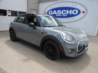 Used 2015 MINI Cooper 4 Door | Navigation | Extra FUN!! for sale in Kitchener, ON