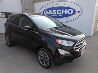 Used 2019 Ford EcoSport Titanium AWD for sale in Kitchener, ON
