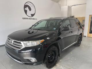 Used 2013 Toyota Highlander Base 4WD for sale in Halifax, NS