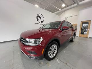 Used 2018 Volkswagen Tiguan Trendline for sale in Halifax, NS