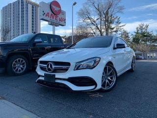 Used 2018 Mercedes-Benz CLA-Class AMG CLA 45 for sale in Cambridge, ON