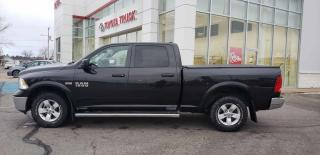 Used 2016 RAM 1500 Outdoorsman 4x4 Crew Cab for sale in New Liskeard, ON