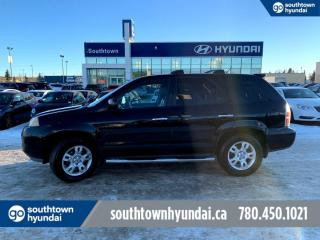 Used 2005 Acura MDX LEATHER/SUNROOF/HEATED SEATS/7 PASS for sale in Edmonton, AB