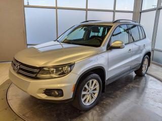 Used 2014 Volkswagen Tiguan for sale in Edmonton, AB