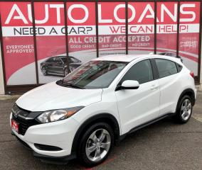 Used 2018 Honda HR-V LX-ALL CREDIT ACCEPTED for sale in Toronto, ON