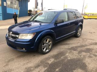 Used 2010 Dodge Journey SXT/AUTO/SUNROOF/CERTIFIED/3MONTHWARRANTY for sale in Toronto, ON