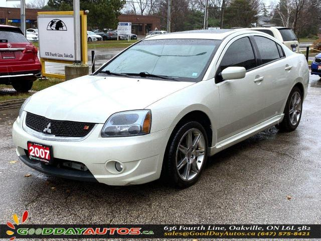 2007 Mitsubishi Galant Ralliart|LOW KM|NO ACCIDENT|CERTIFIED