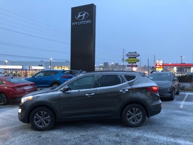 2014 Hyundai Santa Fe Sport Luxury
