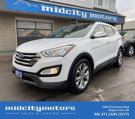 Used 2015 Hyundai Santa Fe Sport 2.0Turbo Limited AWD | 1-OWNER | FULLY LOADED for sale in Niagara Falls, ON