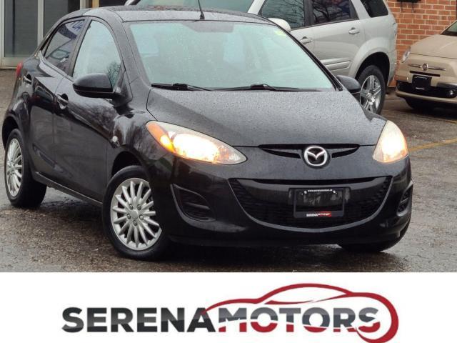 2011 Mazda MAZDA2 GS | MANUAL | CRUISE | AC | NO ACCIDENTS