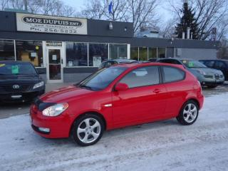 Used 2008 Hyundai Accent GL w/Sport Pkg for sale in Winnipeg, MB
